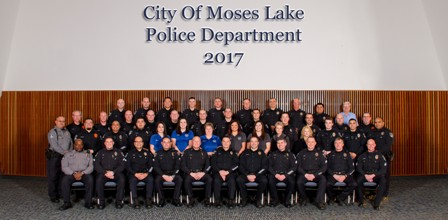 City of Moses Lake Police Department 2017