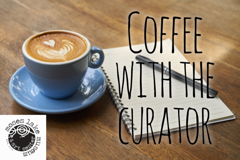 Small Coffee with the Curator